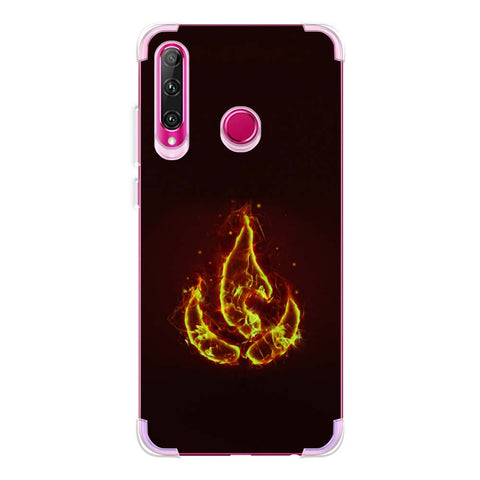 Element - Fire Soft Flex Tpu Case For Huawei Honor 20i