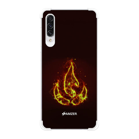 Element - Fire Soft Flex Tpu Case For Samsung Galaxy A50s