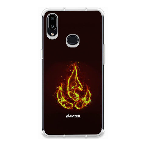 Element - Fire Soft Flex Tpu Case For Samsung Galaxy A10s