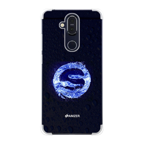 Elements - Water Soft Flex Tpu Case For Nokia 8.1