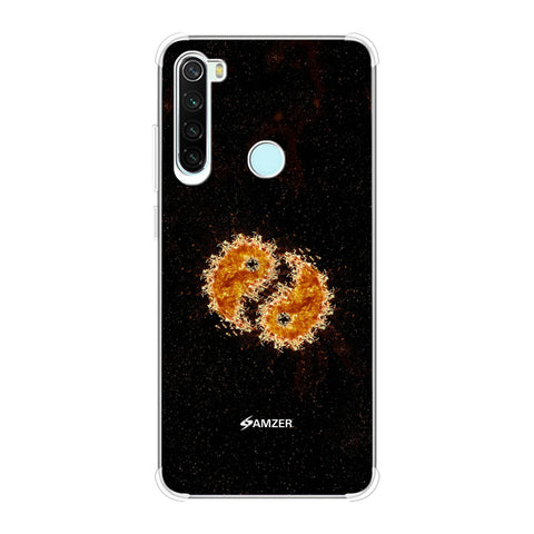 Mitosis Soft Flex Tpu Case For Redmi Note 8