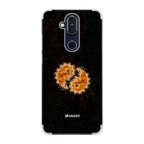 Mitosis Soft Flex Tpu Case For Nokia 8.1
