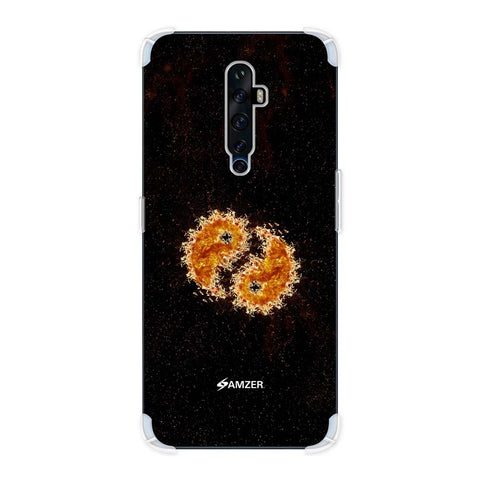 Mitosis Soft Flex Tpu Case For Oppo Reno2 Z
