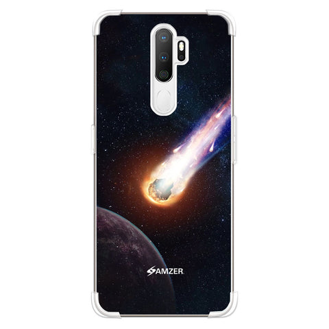 Shooting Star Soft Flex Tpu Case For Oppo A5 2020