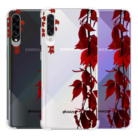 Autumn Leaves Soft Flex Tpu Case For Samsung Galaxy A50s