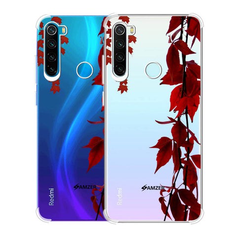 Autumn Leaves Soft Flex Tpu Case For Redmi Note 8