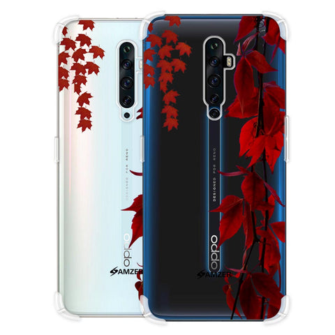 Autumn Leaves Soft Flex Tpu Case For Oppo Reno2 Z