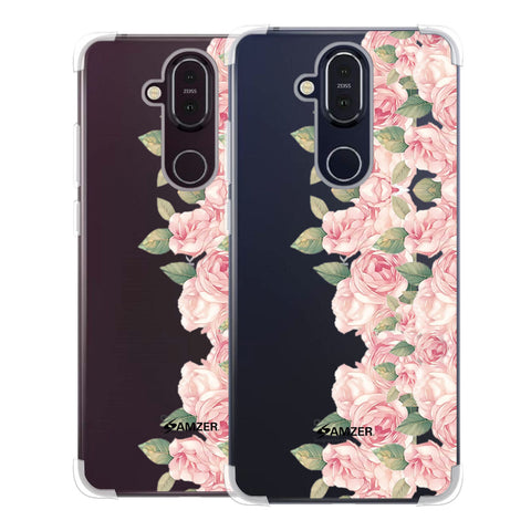 Be Mine Soft Flex Tpu Case For Nokia 8.1
