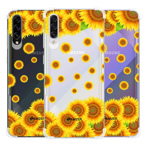 Sunflower Soft Flex Tpu Case For Samsung Galaxy A50s