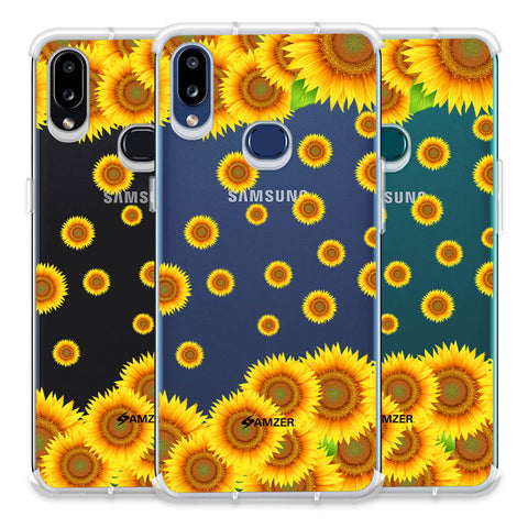 Sunflower Soft Flex Tpu Case For Samsung Galaxy A10s