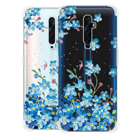 Forget Me Not Soft Flex Tpu Case For Oppo Reno2 Z
