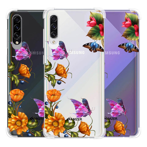 Butterfly Kingdom Soft Flex Tpu Case For Samsung Galaxy A50s