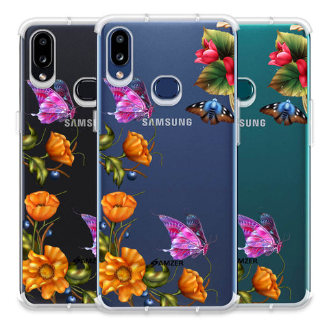Butterfly Kingdom Soft Flex Tpu Case For Samsung Galaxy A10s