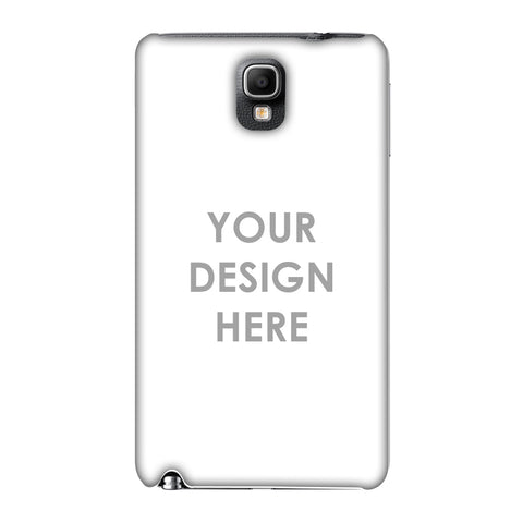 Custom Design It Yourself Slim Hard Shell Case For Samsung GALAXY Note 3