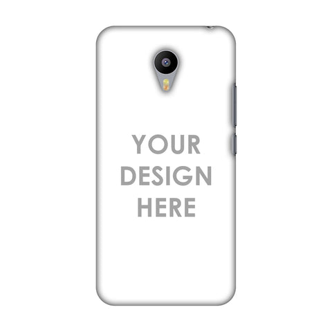 Custom Design It Yourself Slim Hard Shell Case For Meizu M2 note