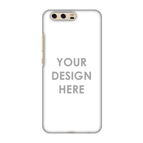 Custom Design It Yourself Slim Hard Shell Case For Huawei P10