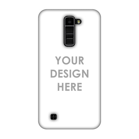 Custom Design It Yourself Slim Hard Shell Case For LG K10