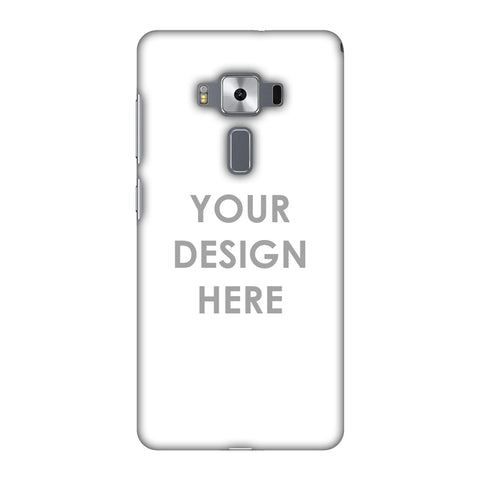 Custom Design It Yourself Slim Hard Shell Case For Asus Zenfone 3 Deluxe ZS570KL