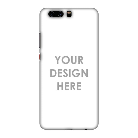 Custom Design It Yourself Slim Hard Shell Case For Huawei P10 Plus