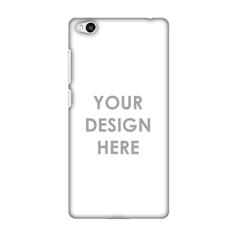 Custom Design It Yourself Slim Hard Shell Case For Xiaomi Redmi 3