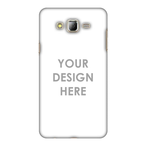 Custom Design It Yourself Slim Hard Shell Case For Samsung Galaxy On 8