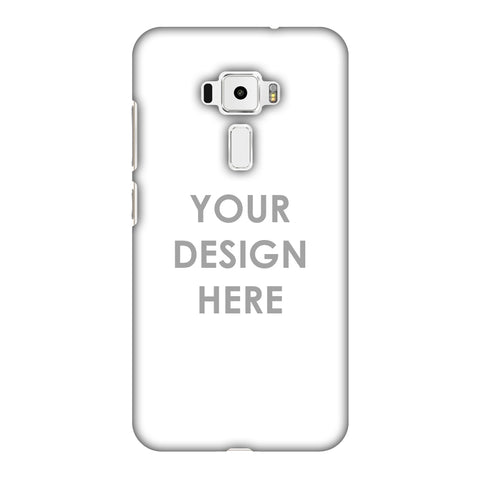 Custom Design It Yourself Slim Hard Shell Case For Asus Zenfone 3 ZE520KL