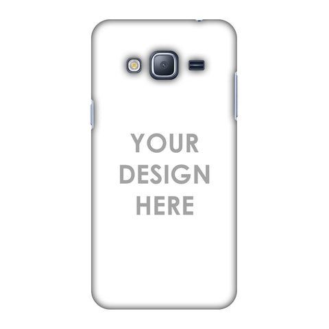 Custom Design It Yourself Slim Hard Shell Case For Samsung GALAXY J3 2016