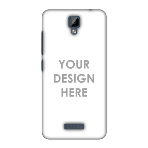 Custom Design It Yourself Slim Hard Shell Case For Gionee P7