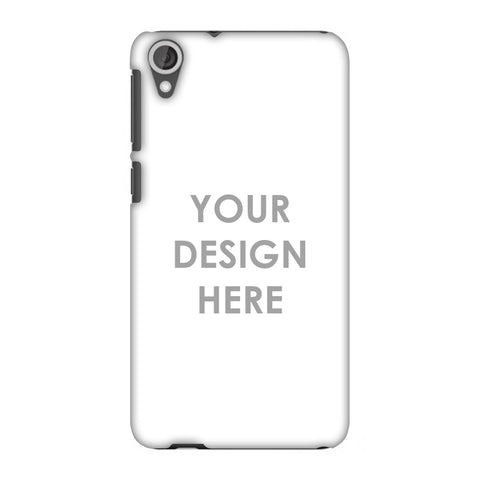 Custom Design It Yourself Slim Hard Shell Case For HTC Desire 820