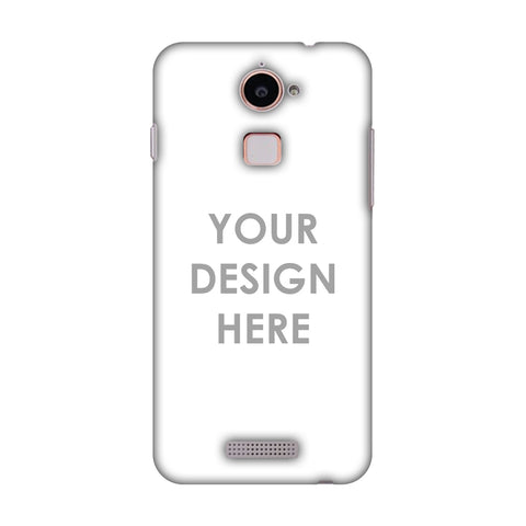 Custom Design It Yourself Slim Hard Shell Case For Coolpad Note 3 Lite