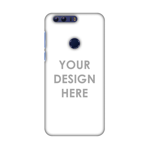 Custom Design It Yourself Slim Hard Shell Case For Huawei Honor 8