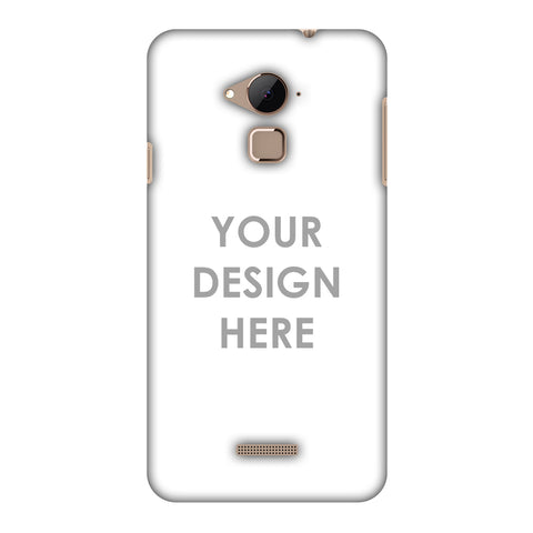 Custom Design It Yourself Slim Hard Shell Case For Coolpad Note 3