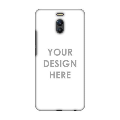 Custom Design It Yourself Slim Hard Shell Case For Meizu Note 6