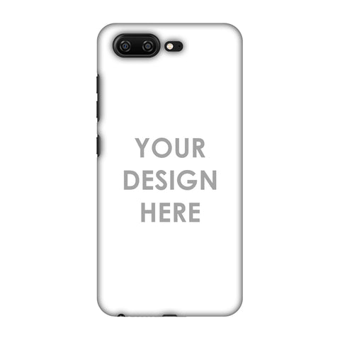 Custom Design It Yourself Slim Hard Shell Case For Gionee S10