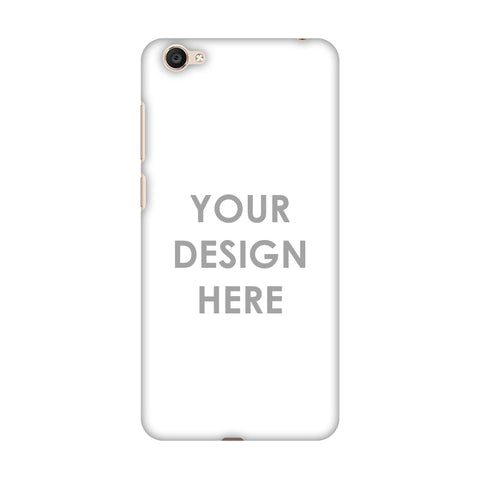 Custom Design It Yourself Slim Hard Shell Case For Vivo Y55