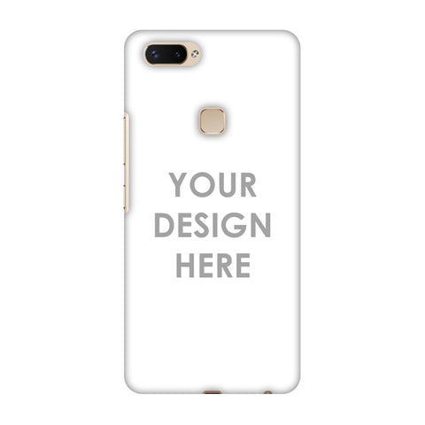 Custom Design It Yourself Slim Hard Shell Case For Vivo X20 Plus