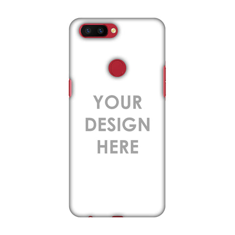 Custom Design It Yourself Slim Hard Shell Case For Oppo R11s