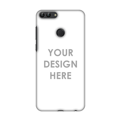 Custom Design It Yourself Slim Hard Shell Case For Huawei Enjoy 7S