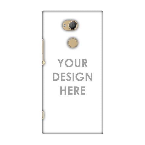 Custom Design It Yourself Slim Hard Shell Case For Sony Xperia XA2 Ultra