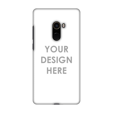Custom Design It Yourself Slim Hard Shell Case For Xiaomi Mi Mix 2