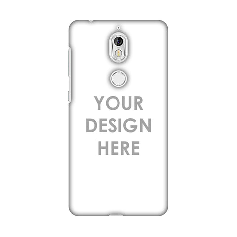 Custom Design It Yourself Slim Hard Shell Case For Nokia 7