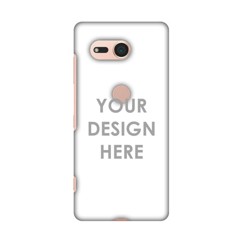Custom Design It Yourself Slim Hard Shell Case For Sony Xperia XZ2 Compact