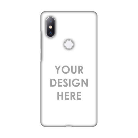 Custom Design It Yourself Slim Hard Shell Case For Xiaomi Mi Mix 2S