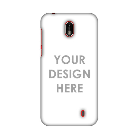Custom Design It Yourself Slim Hard Shell Case For Nokia 1