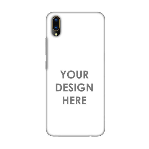 Custom Design It Yourself Slim Hard Shell Case For Vivo V11 Pro