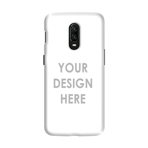 Custom Design It Yourself Slim Hard Shell Case For OnePlus 7