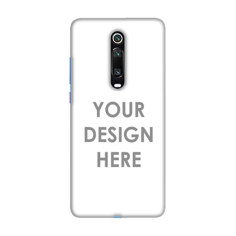 Custom Design It Yourself Slim Hard Shell Case For Redmi K20/K20 Pro