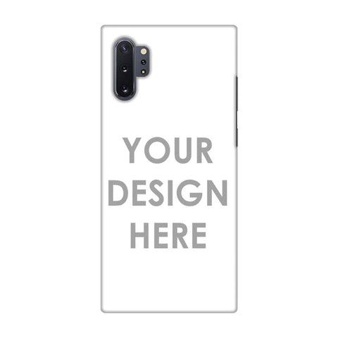 Custom Design It Yourself Slim Hard Shell Case For Samsung Galaxy Note10+