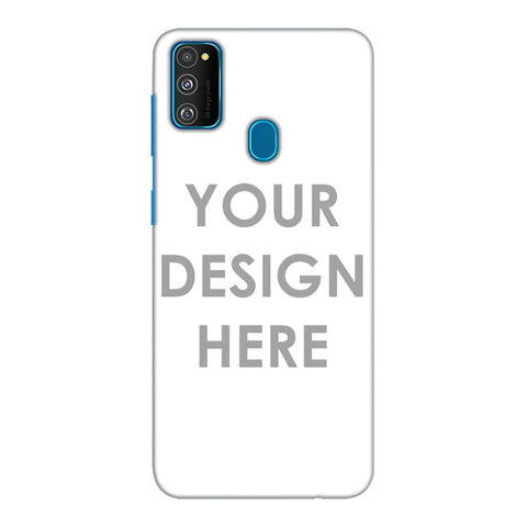 Custom Design It Yourself Slim Hard Shell Case For Samsung Galaxy M30s