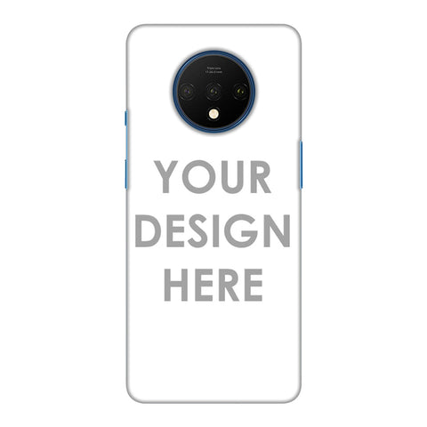 Custom Design It Yourself Slim Hard Shell Case For OnePlus 7T